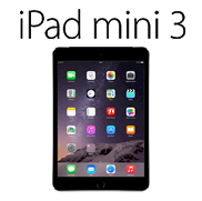 un iPad Mini 3 16 Go